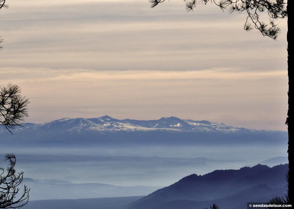 Sierra Nevada. La gran montaña del sur