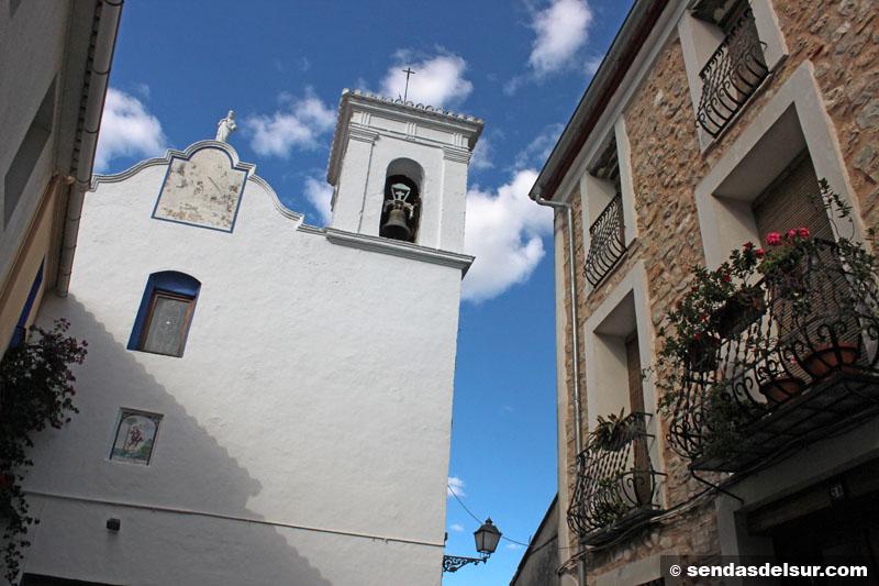 Iglesia de Benirrama